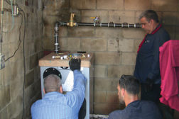 All homeowners should be aware that regular maintenance is essential for proper and safe operation of oil furnaces. (Photo courtesy of OESP)
