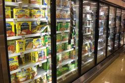 closed-door refrigeration cases
