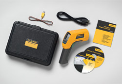 Fluke Corp.: High-Temperature Infrared Thermometer