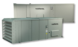 Valent Air Management Systems, a business of Unison Comfort Technologies: Commercial Makeup Air Units