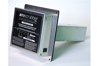 Air Scrubber Plus Air Purification System 2013 12 16