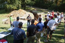 More than 300 contractors attended the GeoFarm event sponsored by ClimateMaster.