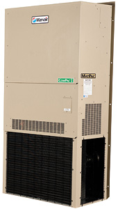Marvair: Telecom HVAC Units, Controller