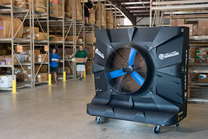 Port-A-Cool Portable Evaporative Cooling Unit