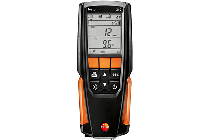 testo-310-residential-combustion-analyzer