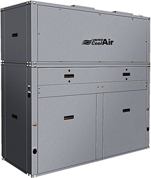 United CoolAir: High-Efficiency Floor Mounted A/C System