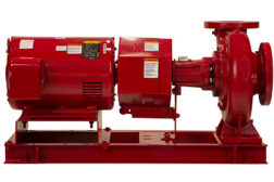 Bell & Gossett Single Stage End Suction Centrifugal Pumps