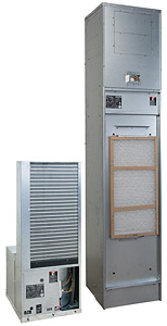 Climatemaster Vertical Stack Water Source Heat Pumps