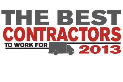 Best Contractors to Work For logo