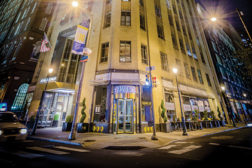 The 156,650-square-foot, 25-floor Art Deco hotel was originally constructed in 1929.