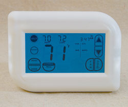 SmartWay Solutions Inc.: Touchscreen Thermostat