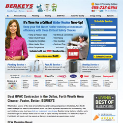 Berkeys Air Conditioning & Plumbing