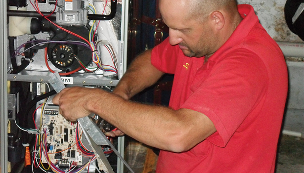 Some HVAC contractors are discovering that, despite the elevated unemployment rate, it is difficult to find qualified technicians quickly enough to fill the demand they are experiencing.