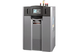 Bradford White recently introduced its new Brute Eliteâ?¢ Series of gas-fired, modulating-condensing boilers and volume water heaters, which features both residential and commercial boilers from 80-850 MBtuh.