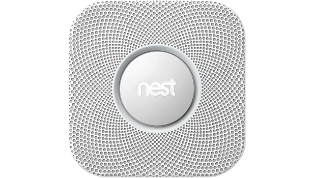 Nest recently introduced Protect, a Wi-Fi-connected smoke and carbon monoxide alarm.