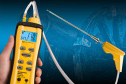 Fieldpiece Combustion Checker Provides Quick and Easy Furnace Tuning