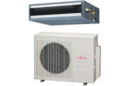 Fujitsu Displays Single-Zone Line of Compact Cassettes and Slim Duct Systems