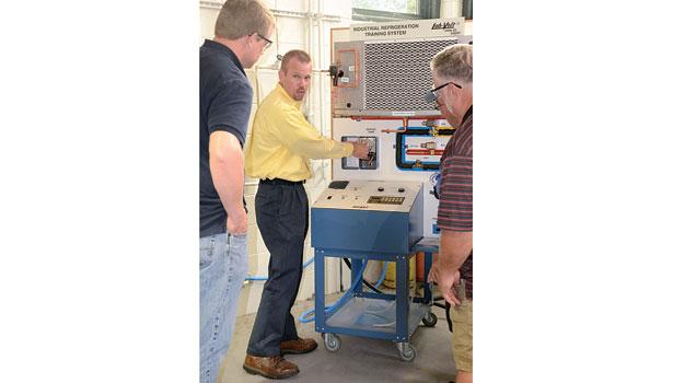 Lanier Technical College Facilitates Hvac Apprenticeship Program 2014 02 03 Achrnews