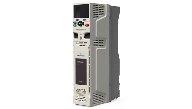 Emerson Industrial Automation introduced HVAC Drive H300, a variable-speed drive dedicated to building automation, which has been developed to provide improved speed and ease of installation and maintenance, in a highly reliable package.