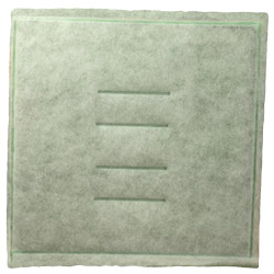 Dayton Reliable Air Filter: Panel Air Filter