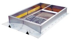 Thybar Corp.: Insulated Metal Building Curbs