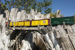 refrigerated railroad cars