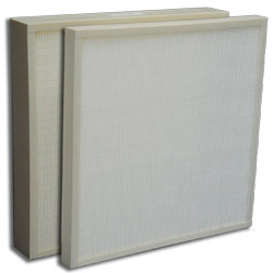 Koch Filter Corp.: Minipleat Panel Filter