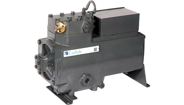 The 06M Reciprocating Compressor from Carlyle Compressor Co. is a UL- and CSA-approved compressor specifically designed for use with R-410A.