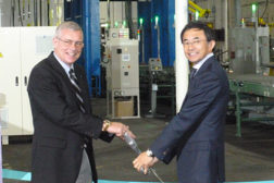 Goodman Global Group Inc. named Takeshi Ebisu the president and CEO of Goodman.