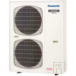 Panasonic Heating and Air Conditioning: Variable-Refrigerant Flow Systems