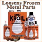 Kroil penetrating oil
