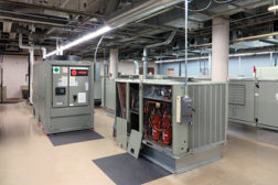 Trane La Crosse, Wis., training facilities include an 8,500-square-foot HVAC equipment lab, providing hands-on training on fully operational systems. (Feature photos courtesy of Trane)
