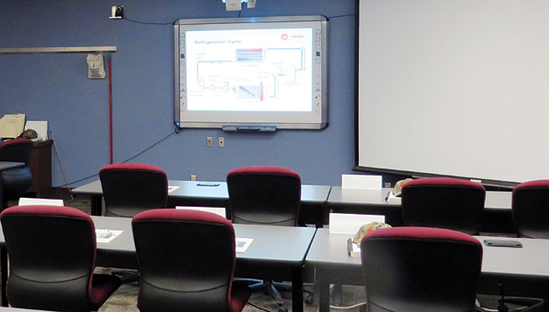 Commercial Equipment Tops Trane's Most Popular Training