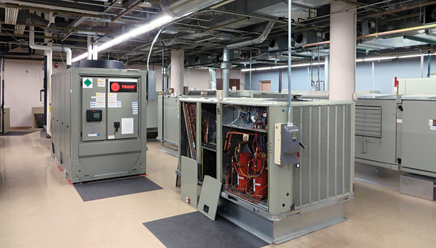 Commercial Equipment Tops Trane S Most Popular Training