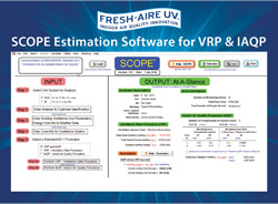 Fresh-Aire UV: Outdoor Air Estimation Software