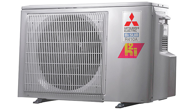 Mitsubishi Electricâ??s patented heat transfer capabilities allow the Hyper-Heating (H2i�®) M-Series system to operate at 100 percent heating capacity at 5�°F outdoor ambient.