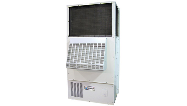 Marvair ADPA vertical wall-mounted package air conditioner