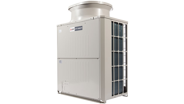 Mitsubishi Electric Cooling & Heating City Multi R2-Series VRF zoning system/PURY-P72TKMU-A
