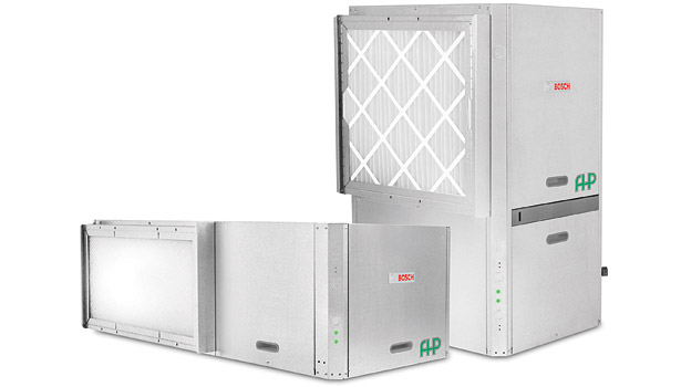 Bosch FHP LM water-source geothermal heat pump
