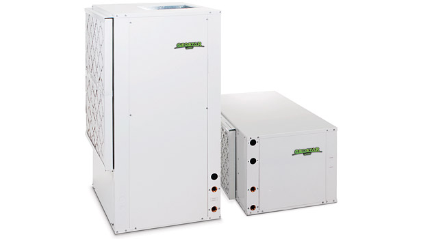 GeoStar Aston Compact geothermal heat pump