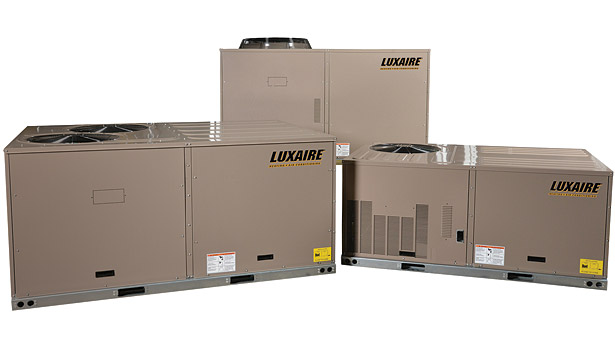 Luxaire Eclipseâ?¢ ZX and ZY rooftop unit
