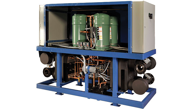 WaterFurnace CLW water-cooled chiller
