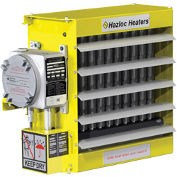 Hazloc Heaters Inc.: Explosion-Proof Electric Air Heaters