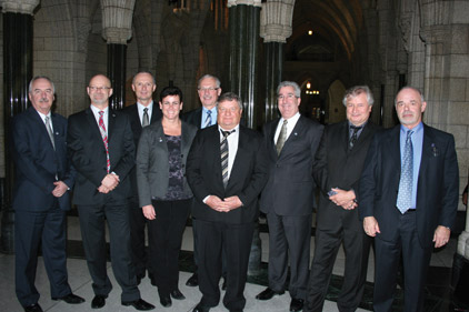 Canadian Organizations Discuss Provisions 2014 05 26
