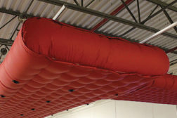 DuctSox Corp.: Oval-Shaped Fabric Duct