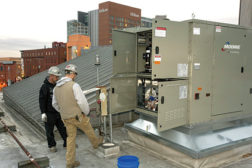 Energy services companies (ESCOs) guide building efficiency and performance.