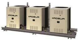 Robur Corp.: Gas Absorption Heat Pump