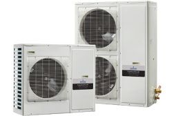 Modern condensing technology can assist in energy savings. (Photo courtesy Emerson Climate Technologies)