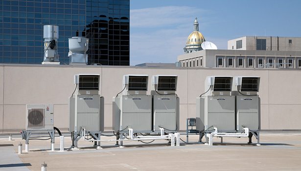 VRF (variable-refrigerant flow) is becoming an increasingly popular cooling option in data centers.