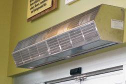 Berner Intl. Corp.: Single-Length Air Curtains